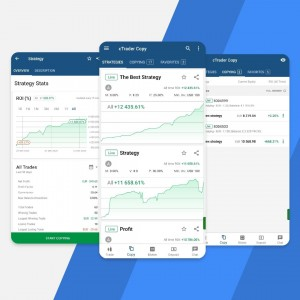 Fondex cTrader Copy Enters Mobile!