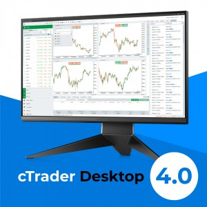 Fondex cTrader Desktop 4.0 Offers Advanced Chart Features